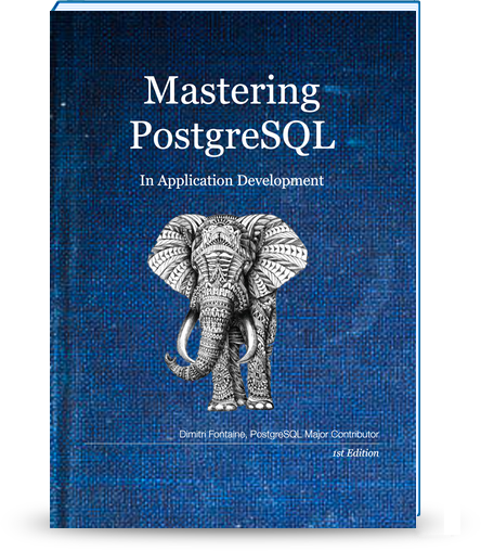 Mastering PostgreSQL – Enterprise Edition