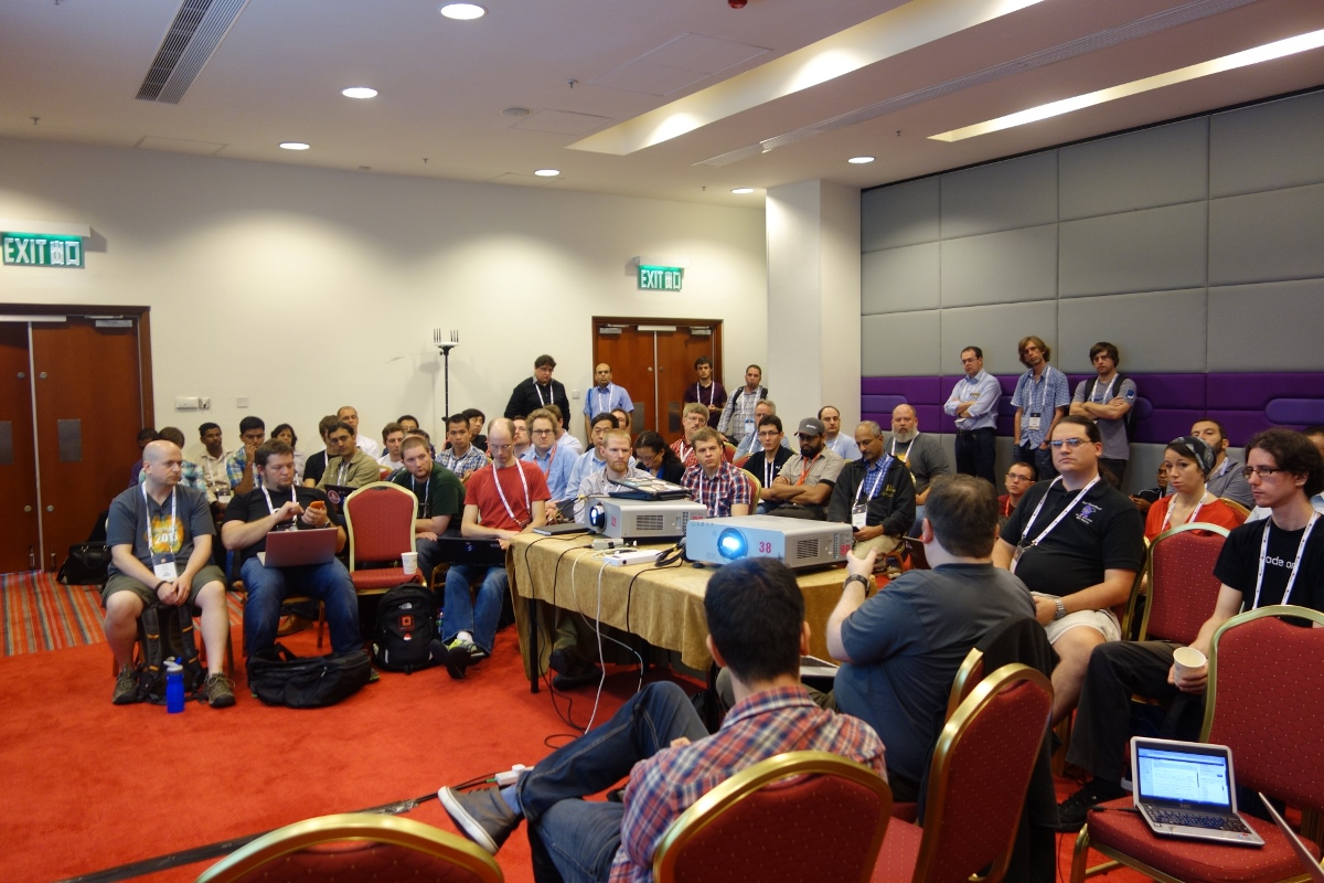 OpenStack Summit design session