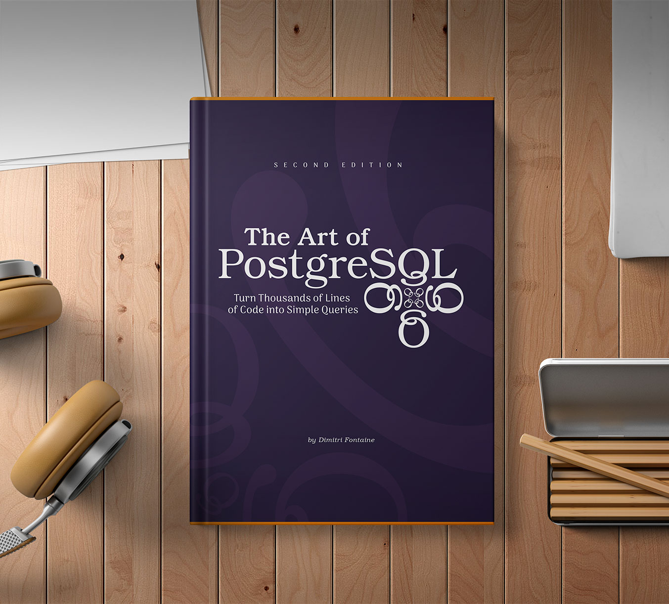 The Art of PostgreSQL is out!