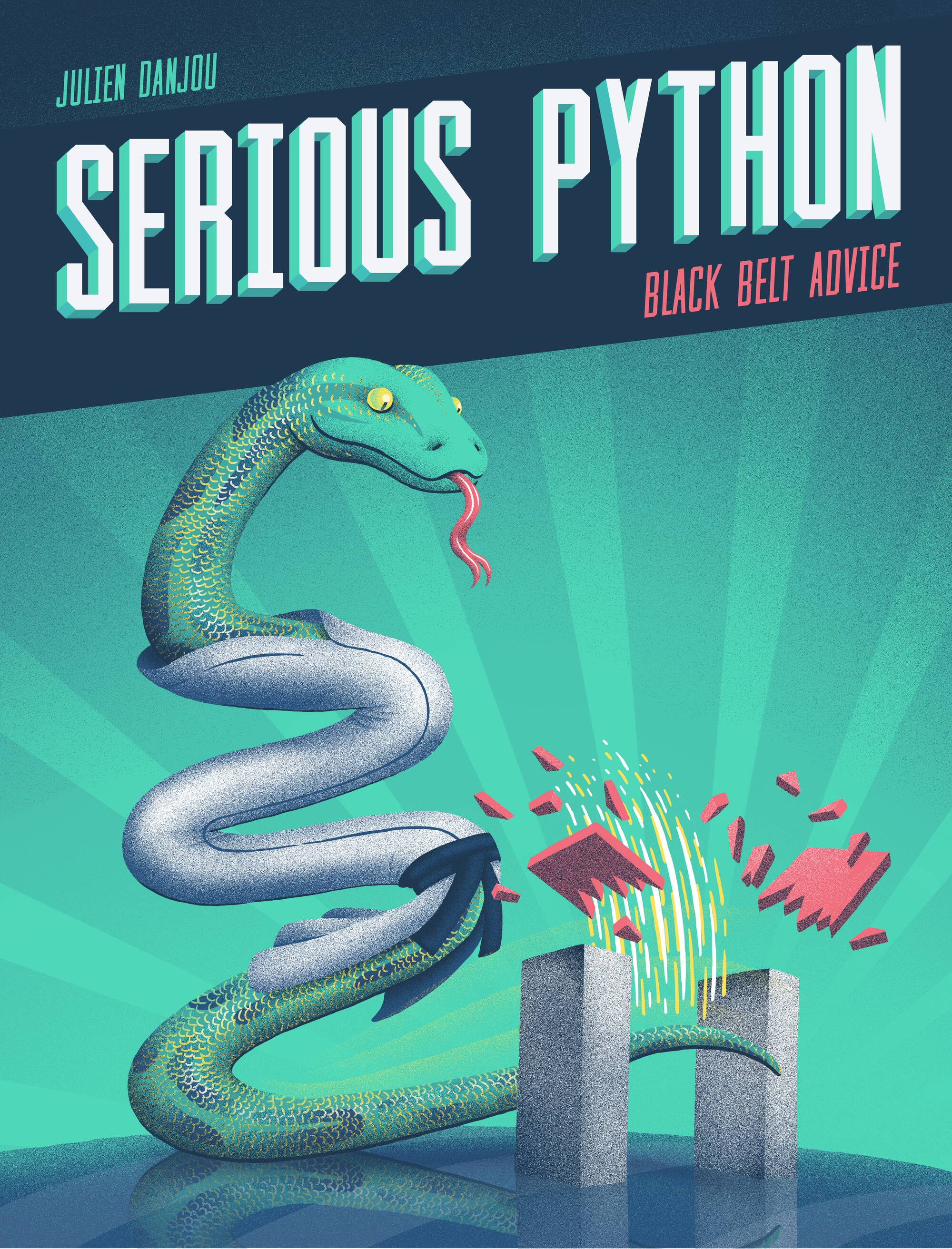 Serious Python released!