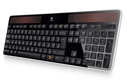 Logitech K750 keyboard and Unifying Receiver Linux support