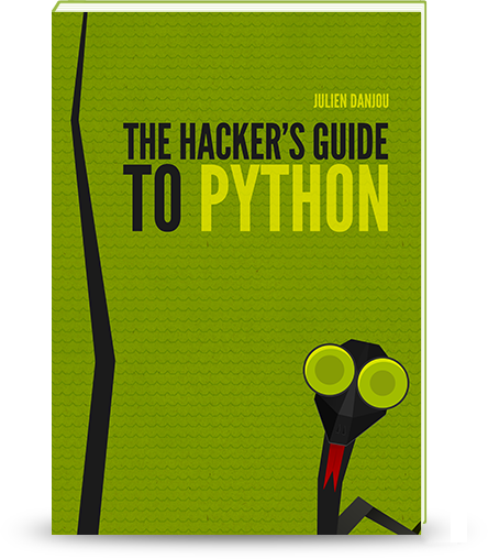 Making of The Hacker's Guide to Python